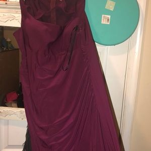 Prom / event dress size women's 20 .. Betsy Adam